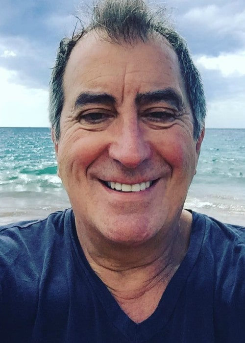Kenny Ortega in an Instagram selfie as seen in September 2017
