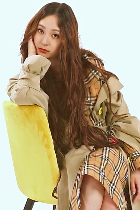 Krystal Jung for Marie Claire Korea Magazine May Issue 2018
