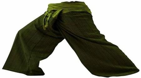 LannaPremium 2 Tone Thai Fisherman Yoga Pant Review