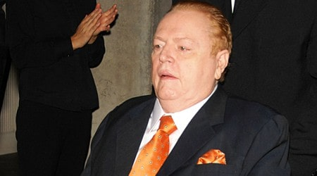 Larry Flynt Height, Weight, Age, Body Statistics