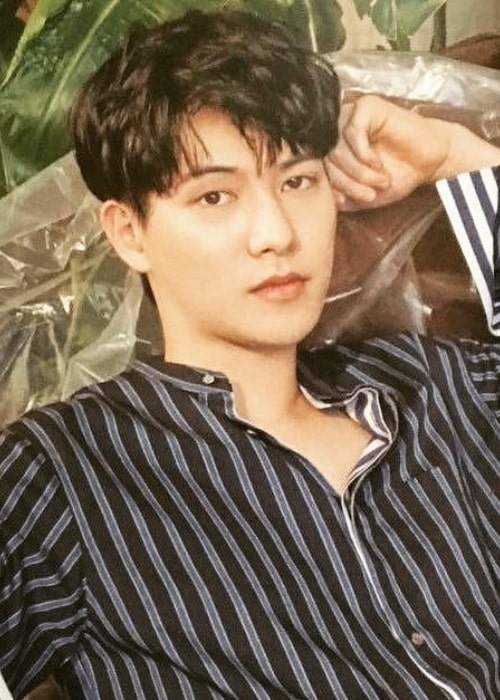 Lee Jong-hyun as seen in an Instagram Post in May 2017