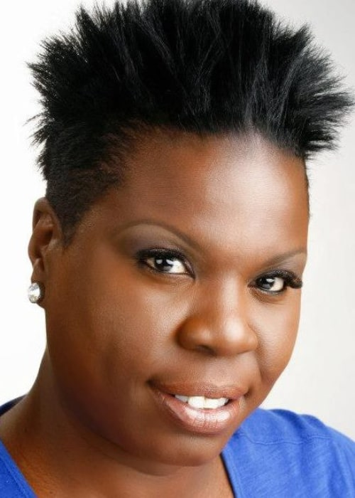 Leslie Jones as seen in a picture taken in August 2013