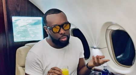 Maître Gims Height, Weight, Age, Body Statistics