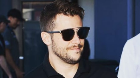 Marco Andretti Height, Weight, Age, Body Statistics