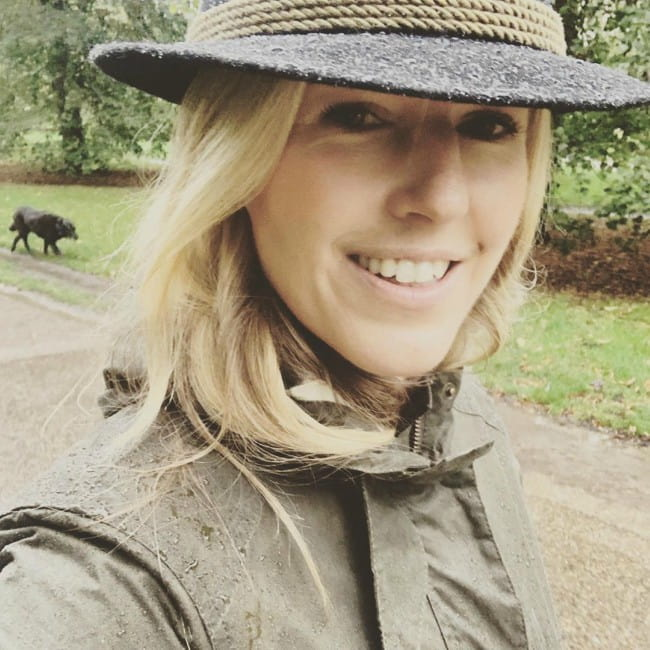 Marina Fogle in an Instagram selfie as seen in October 2019