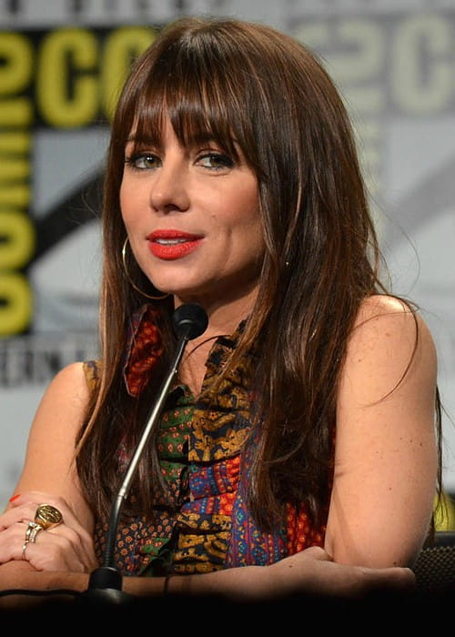 Natasha Leggero as seen in July 2015