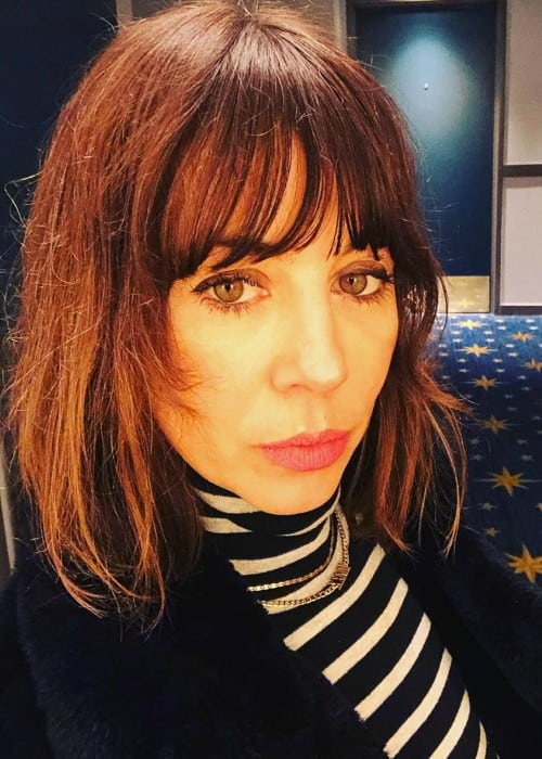 Natasha Leggero in an Instagram selfie as seen in January 2020