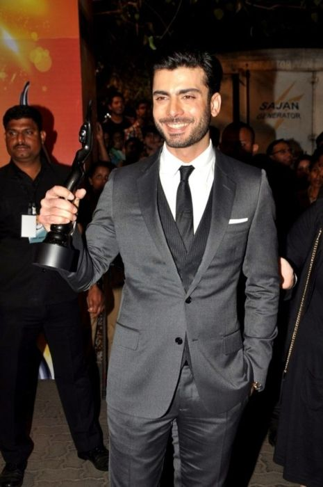 Pakistani actor, singer, and model Fawad Khan