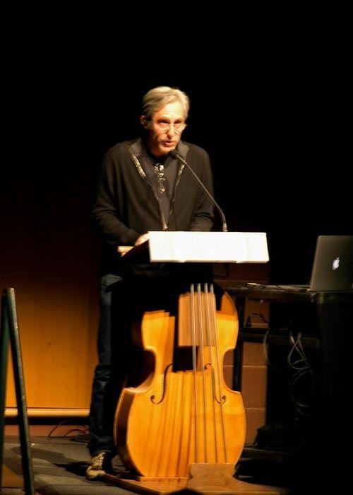 Paul Weitz speaking at the 2015 Sundance film festival