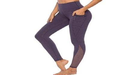 Persit Women's Mesh Yoga Pants Review