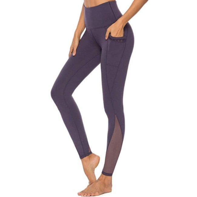 Persit Women's Mesh Yoga Pants