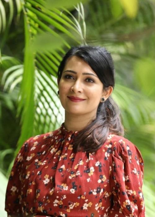 Radhika Pandit as seen in an Instagram Post in April 2020