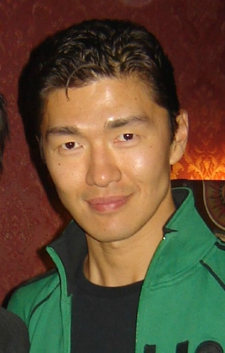Rick Yune as seen in May 2007