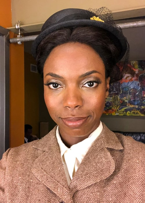 Sasheer Zamata as seen in an Instagram Post in May 2019
