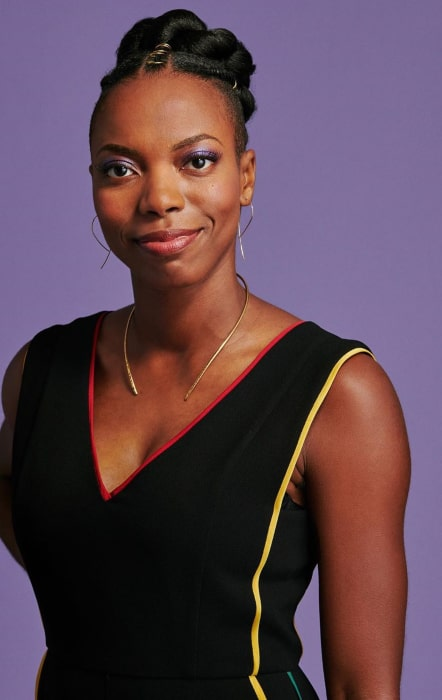 Sasheer Zamata as seen in an Instagram Post in September 2019