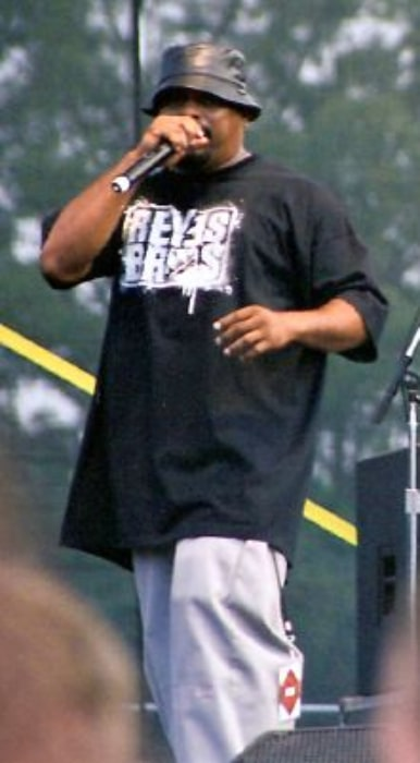 Sen Dog as seen while performing at the Bonnaroo Music Festival in Manchester, Tennessee in June 2006