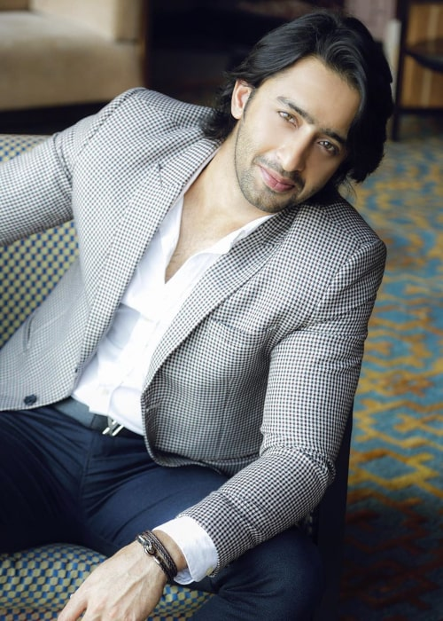Shaheer Sheikh as seen in an Instagram Post in January 2020