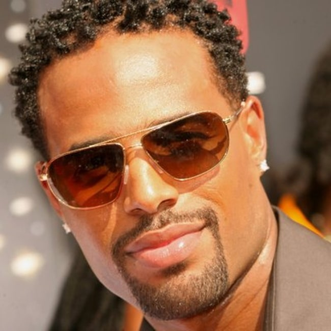 Shawn Wayans as seen in a picture that was taken in the past