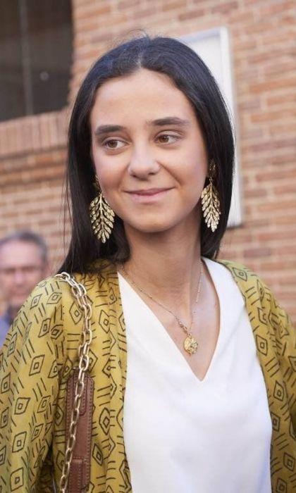 Spanish royal member Victoria Federica de Marichalar y Borbón