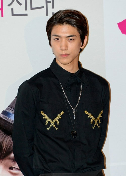 Sung Joon as seen in January 2012