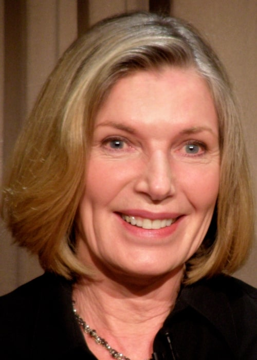 Susan Sullivan as seen in a picture taken in during An Evening with Castle at the Paley Center for Media on March 16, 2010