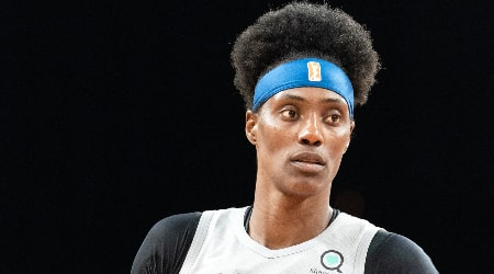 Sylvia Fowles Height, Weight, Age, Body Statistics