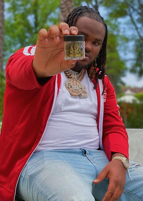 Tee Grizzley as seen in an Instagram Post in April 2020
