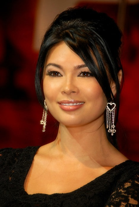 Tera Patrick attending the AVN Adult Entertainment Expo in January 2010