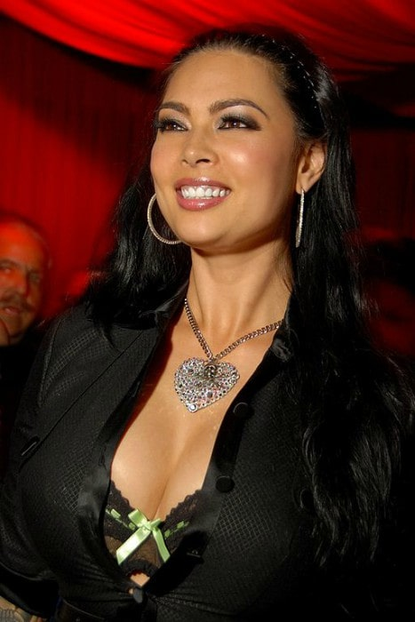 Tera Patrick during an event in May 2009