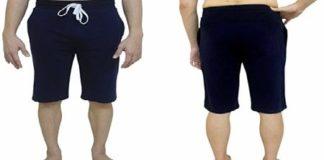 YogaAddict Men Yoga Shorts Review