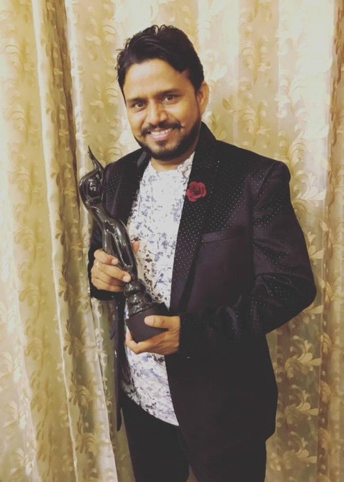 Actor Karamjit Anmol
