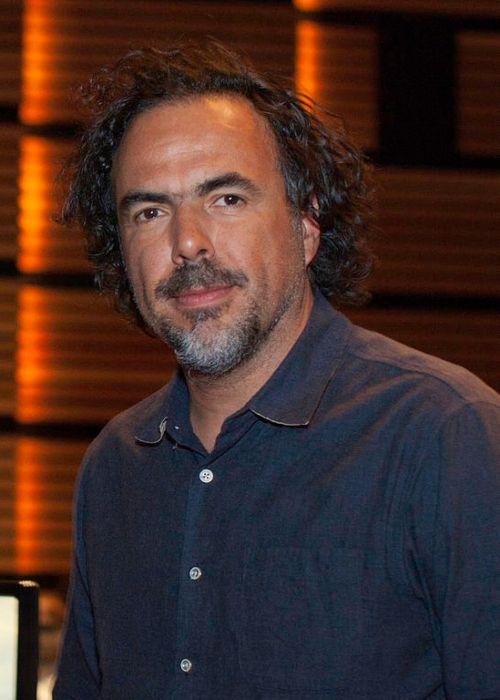 Alejandro González Iñárritu as seen in 2014