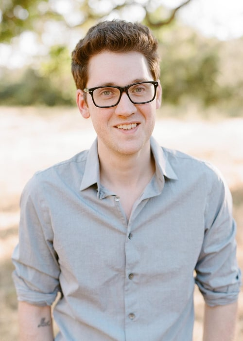 Alex Goot as seen in an Instagram Post in June 2016