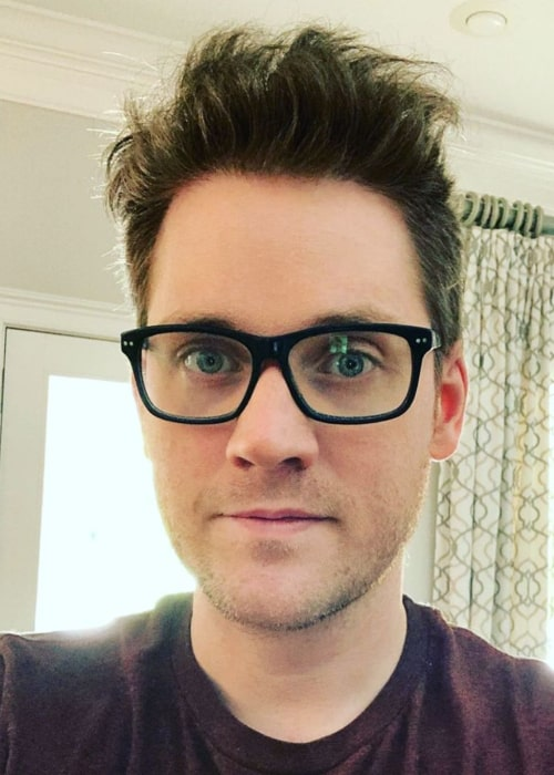 Alex Goot in an Instagram selfie from May 2020