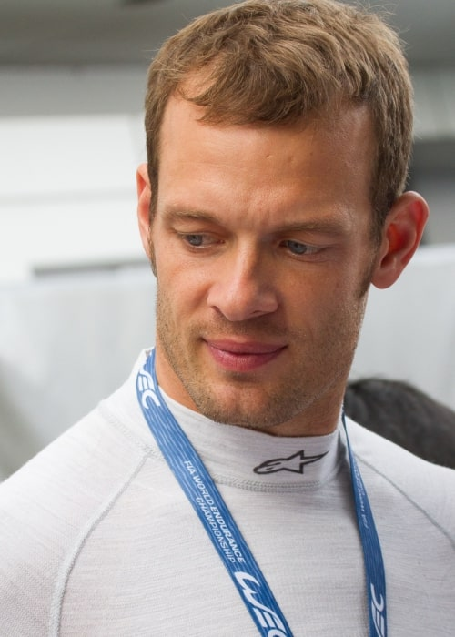 Alexander Wurz as seen in a picture taken in October 12, 2012 at the Fuji Speedway, Oyama, Shizuoka, Japan
