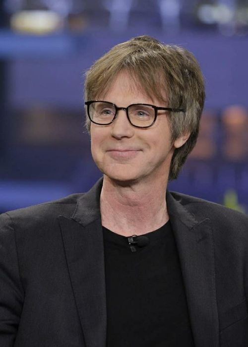 American actor and comedian Dana Carvey