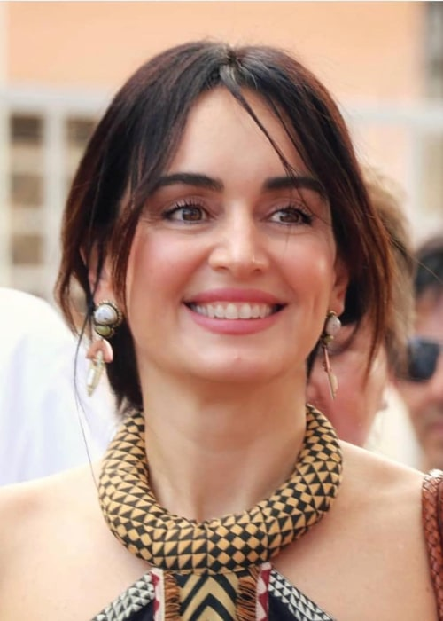 Ana de la Reguera as seen in an Instagram Post in April 2019