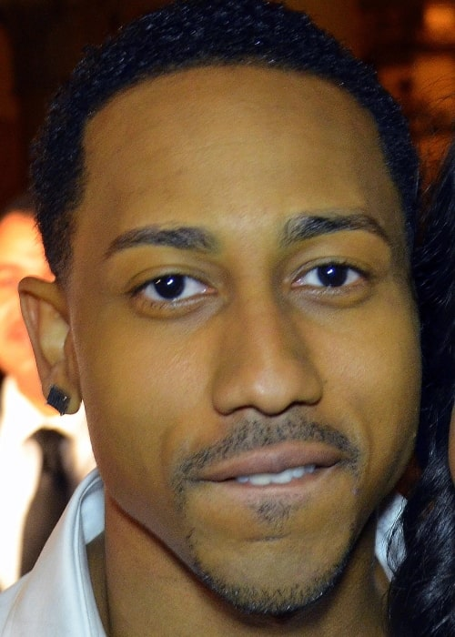 Brandon T. Jackson as seen in a picture taken at the 2012 Eye on Black_ Salute to Directors