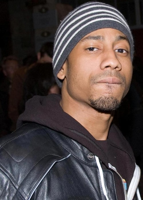 Brandon T. Jackson as seen in a picture taken on January 15, 2009