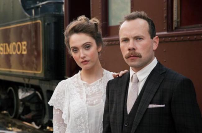 Brenden Fletcher with his girlfriend Sara Thompson in 2019.