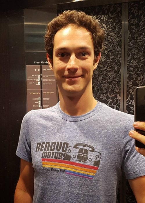 Bruno Senna in an Instagram selfie from October 2016