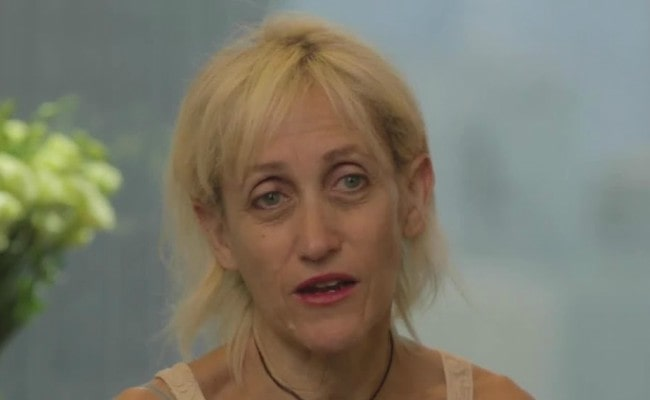 Constance Shulman during an interview as seen in July 2014