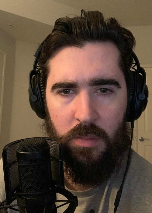 Daithi De Nogla in an Instagram post in April 2020