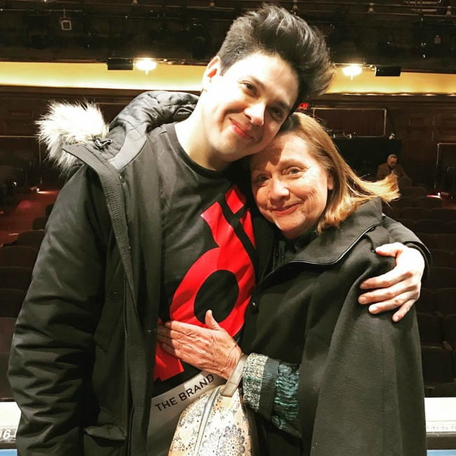 Dale Soules and George Salazar as seen in March 2019