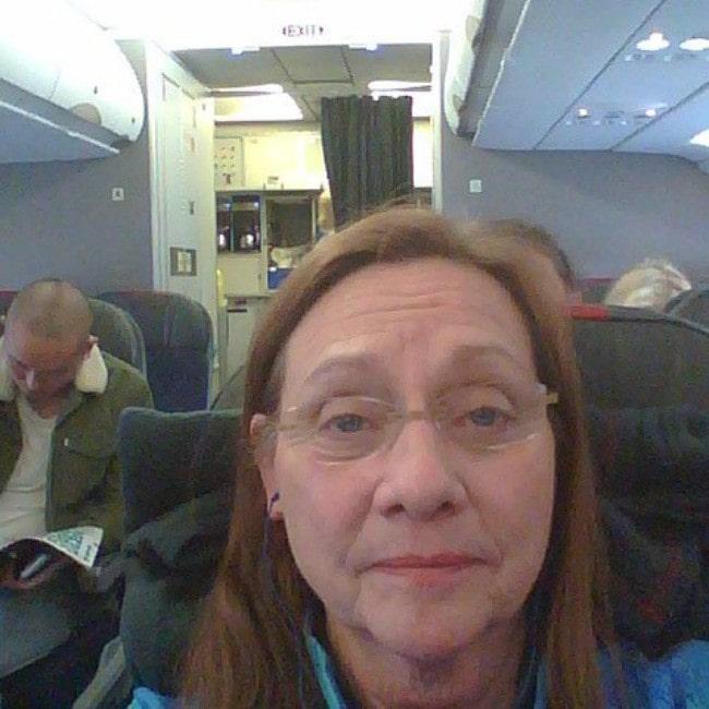 Dale Soules in a selfie as seen in February 2016