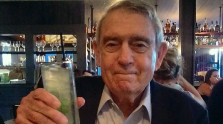 Dan Rather Height, Weight, Age, Body Statistics