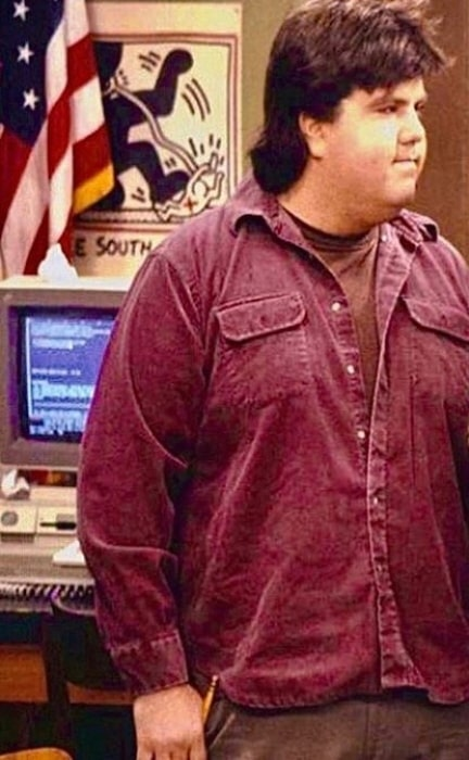 Dan Schneider as a teenager on the ABC hit sitcom Head of the Class (1986–91)