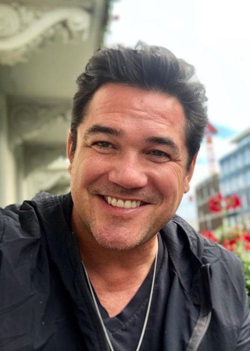Dean Cain in an Instagram selfie from September 2019