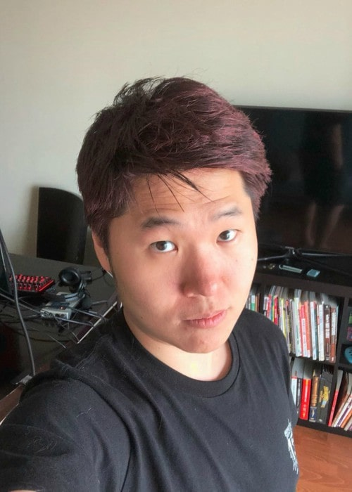 Disguised Toast in a selfie in September 2019