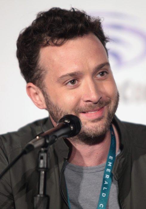 Eddie Kaye Thomas at WonderCon in Los Angeles, California in 2016